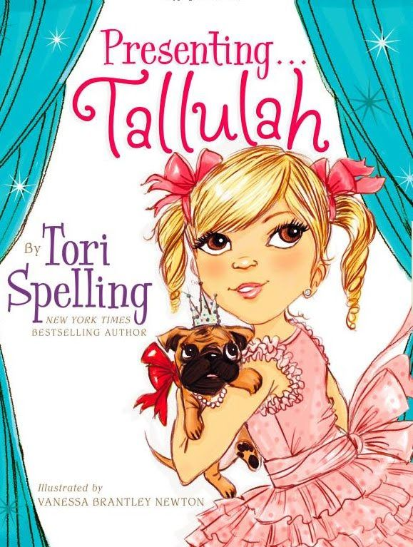 Presenting Tallulah by Tori Spelling
