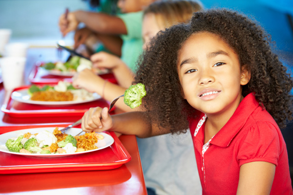 School lunch advocacy