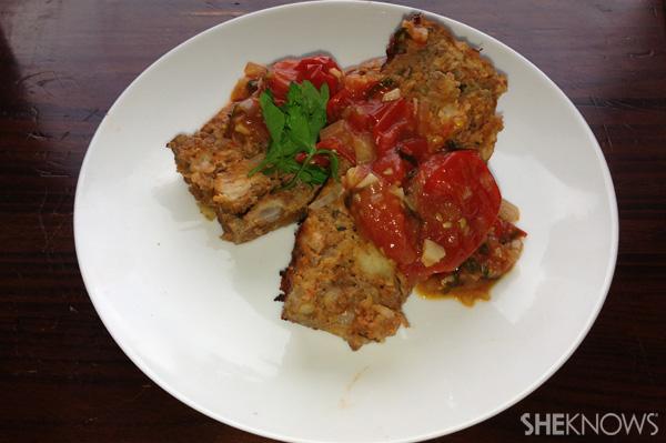 Recipe revamp: Italian sausage meat loaf