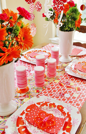 Simple summer tablescapes you can DIY