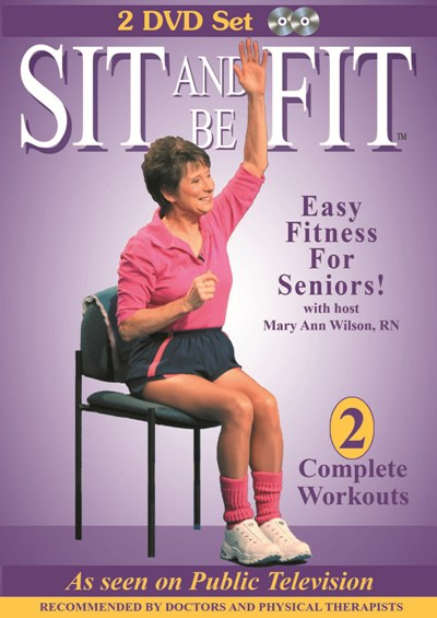 Sit & Be Fit workout videos