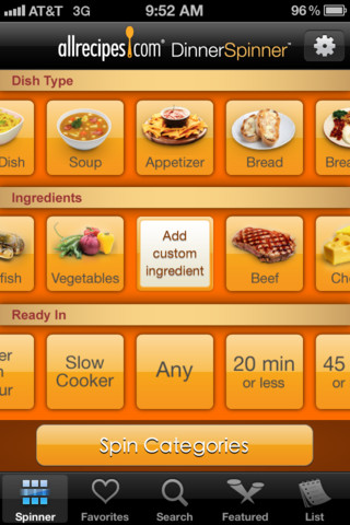 The best apps for recipes