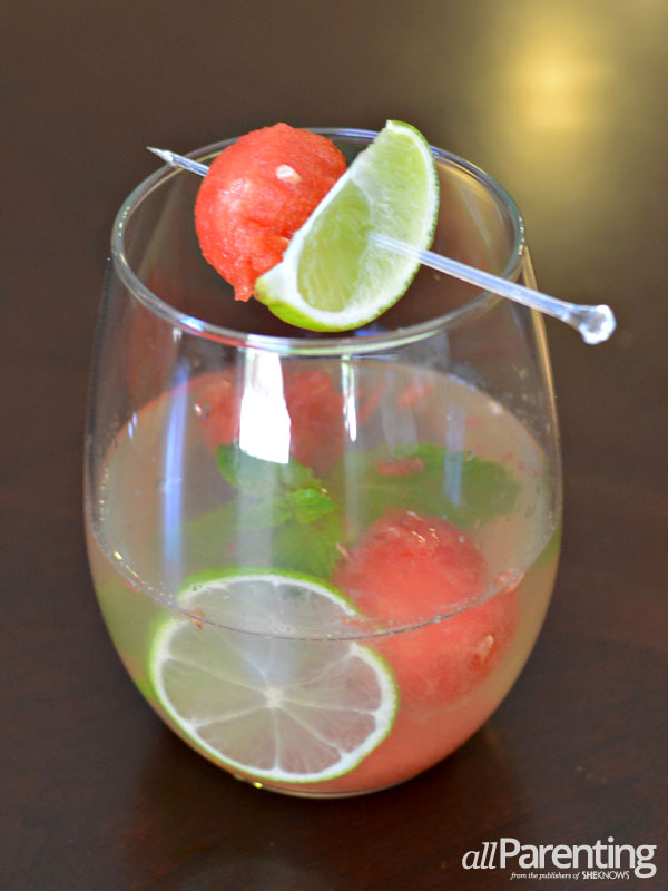Watermelon Lime Sangria