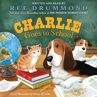 Charlie Goes to School book cover