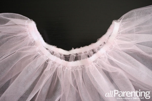 allParenting easy tutu step 8