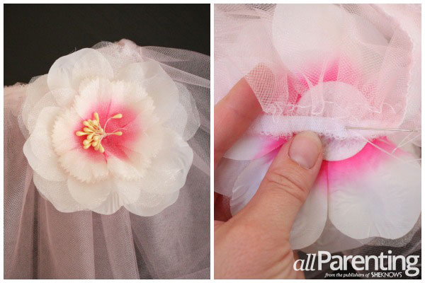 allParenting easy tutu step 9