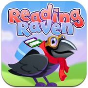 Reading Raven app