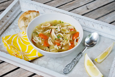 School lunch ideas-soup
