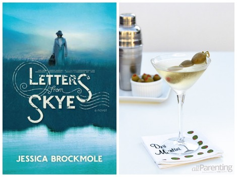 Letters from Skye cover and Dirty Martini