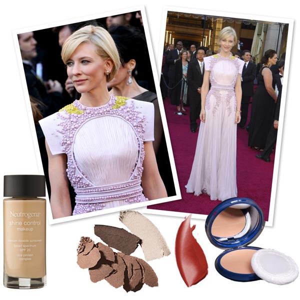 Cate Blanchett's Oscar makeup | SheKnows.com
