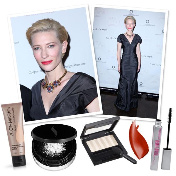 Cate Blanchett's red lipstick look | SheKnows.com