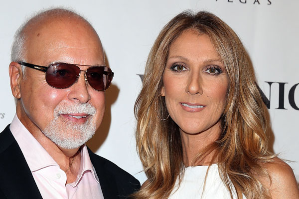 "Celine Dion on her marriage: It's ""tough"""