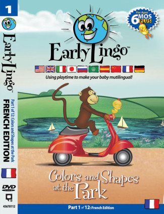 Early Lingo language immersion for babies and toddlers