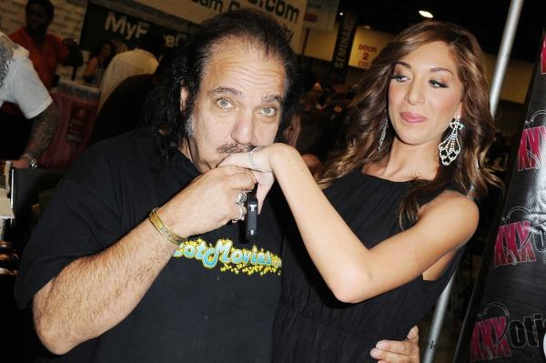 Ron Jeremy and Farrah Abraham