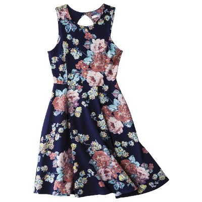 Floral dress from Target