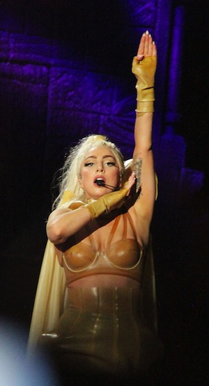 Lady Gaga's Got Bank