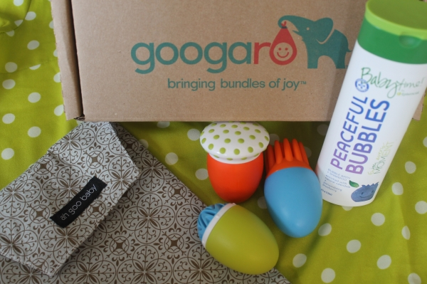 Googaro subscription gift box