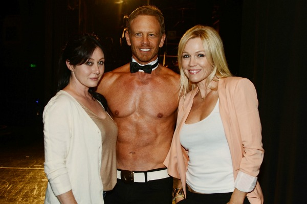 Ziering ends his Chippendales run