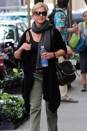 Jennifer Aniston talks style, stripper outfits
