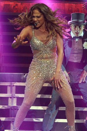 Jennifer Lopez dance