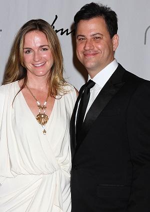 Kimmel marries hisco-head writer