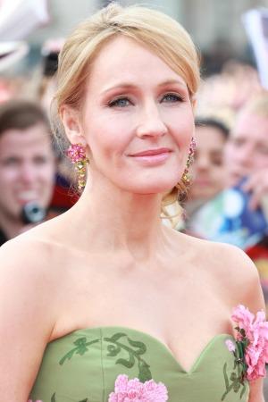 Rowling swears it was not a marketing ploy