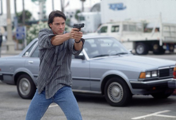 Agent Johnny Utah