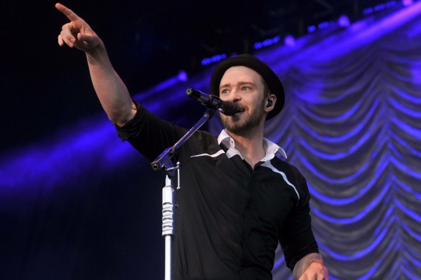Justin Timberlake apologizes for song