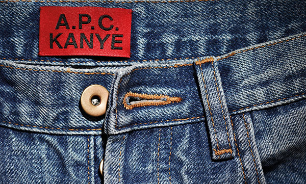 Kanye West APC collaboration coming July 14