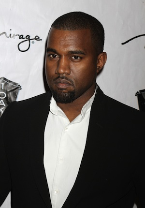 Kanye is mad