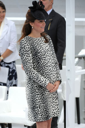 The royal baby is (almost) here!