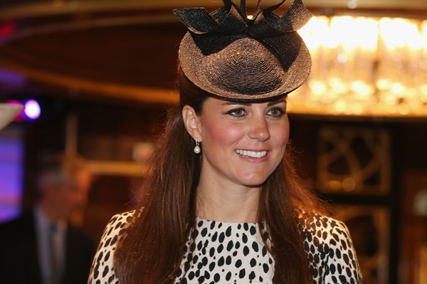 Kate Middleton's post-baby fashion