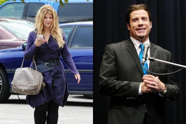 Kirstie Alley and John Travolta to reunite on TV