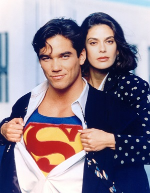 Superman was hot before Henry Cavill