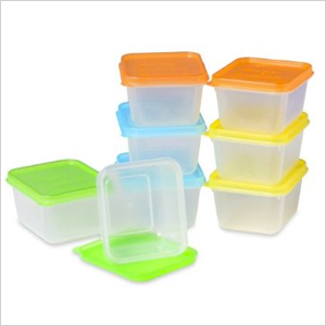 Dip containers