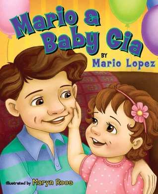 Mario and Baby Gia by Mario Lopez
