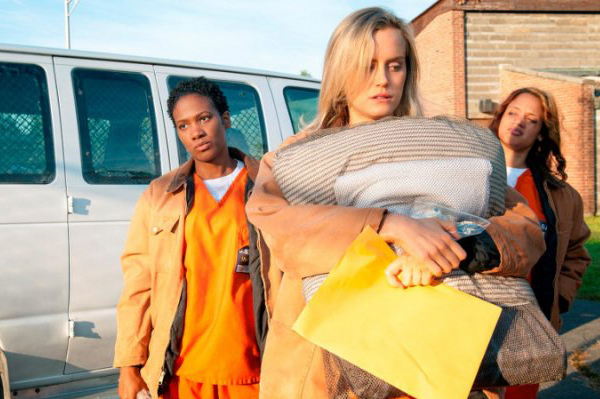 Get locked up with Netflix's newest series