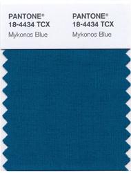 Color crush: Mykonos Blue