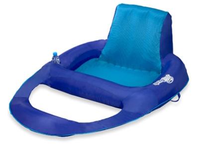 in-pool recliner