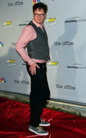 Rainn Wilson Reveals All