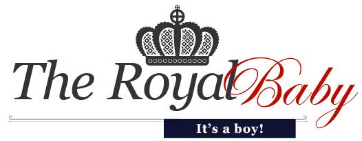 royal baby banner