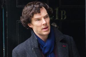 Sherlock - Thursday, July 18