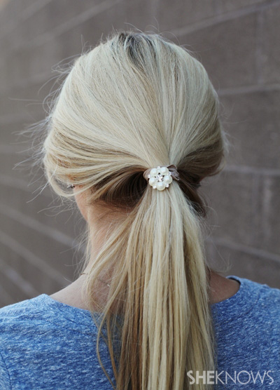 Hairwear you can disguise as jewelry