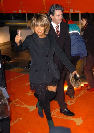 Tina Turner marries longtime boyfriend