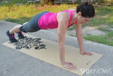 10 Push-up variations worth trying | SheKnows.com