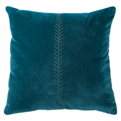 threshold pony haired pillow