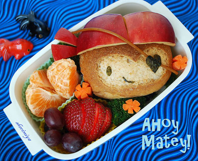 Pirate Monkey Sandwich   Sheknows.ca