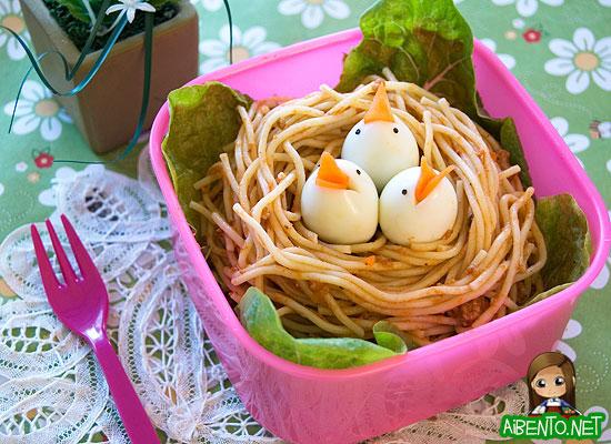 Pasta Nest   Sheknows.ca