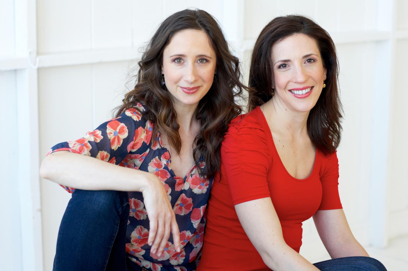 Emma McLaughlin and Nicola Kraus