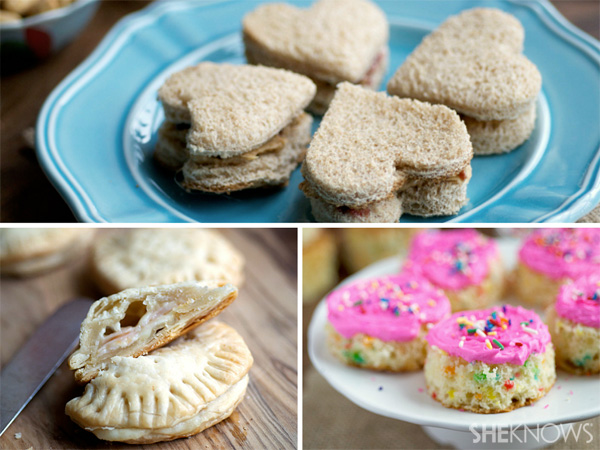Quirky and fun back-to-school recipes